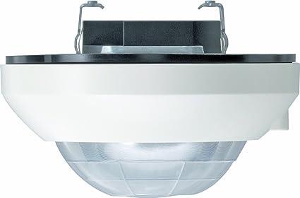 Gira 210602 Komfort - Sensor de movimiento (KNX, EIB), color blanco