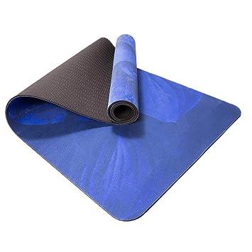 XSYYQYLL 5MM Senior Type TPE Alfombrillas de Yoga ...