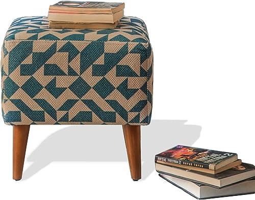 Casamudo Square Ottoman Pouf Chair