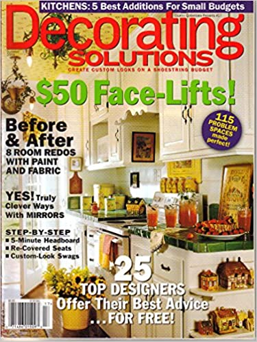 Decorating Solutions Magazine, Country Collectibles No. 17 ...