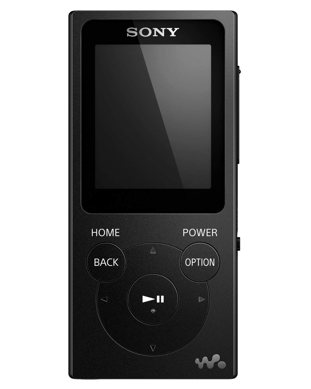 Sony NWE393/B 4GB Walkman MP3 Player (Black) with Hard Carrying case by Sony (Image #3)