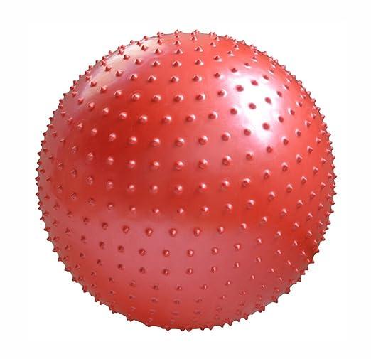 GUORONG Bola de yoga, espesa a prueba de explosiones Pelotas ...