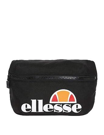 10ad7356a4 Ellesse Men Accessories Bag Rosca Cross Body black Standard size   Amazon.co.uk  Clothing