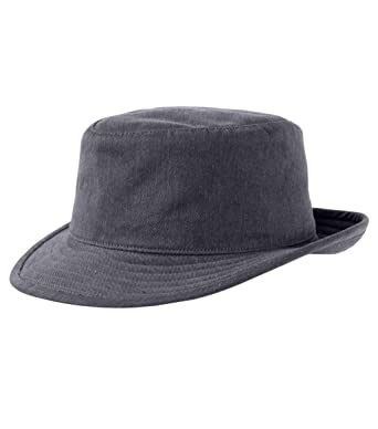 a58762efe Tilley T0H2 Urban Mash-Up Fedora Hat