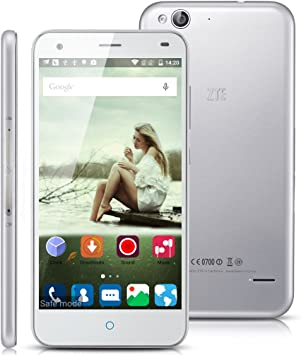 ZTE Blade S6 - Smartphone de 5