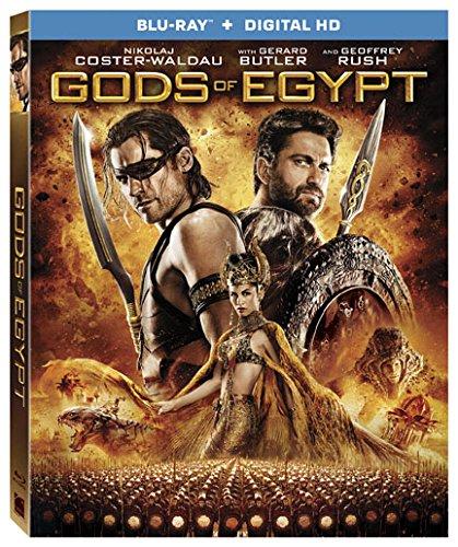 Blu-ray : Gods of Egypt (Blu-ray)