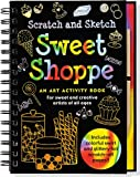 Sweet Shoppe Scratch and Sketch (Art, Activity Kit), Talia Levy, 1441314202