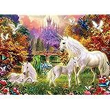 Ceaco The Castle Unicorn Puzzle (100 Piece)