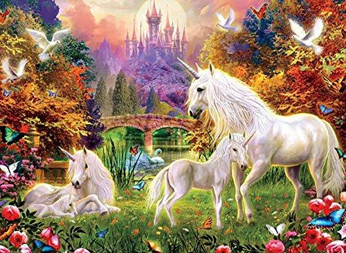 (Ceaco The Castle Unicorn Puzzle (100 Piece))