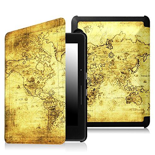 Fintie SmartShell Case Kindle Voyage
