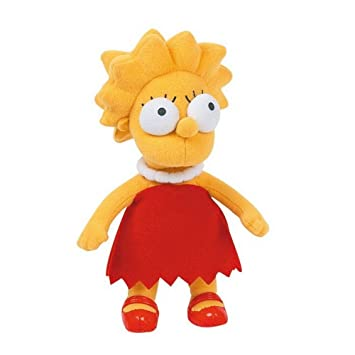 SimpsonsToy Simpson Cm pezza The Lisa Animale di 31 dBoxCre