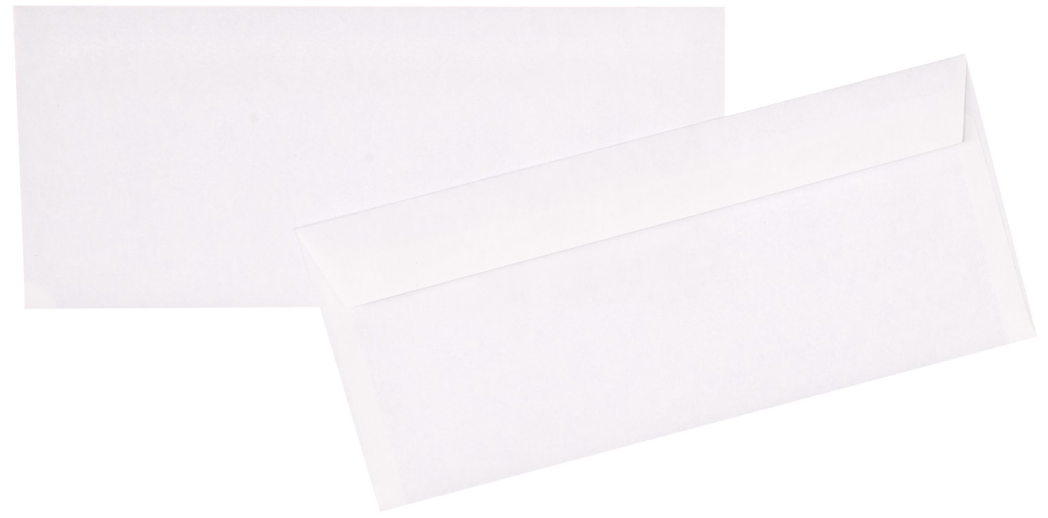 Columbian CO142 (#10) 4-1/8x9-1/2-Inch Grip-Seal Security Tinted White Envelopes, 45 Count