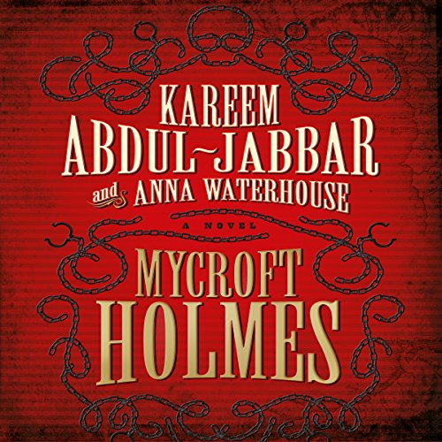 Bargain Audio Book - Mycroft Holmes