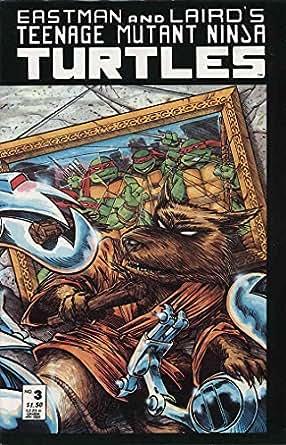 Amazon.com: Teenage Mutant Ninja Turtles (1st Series) #3 ...