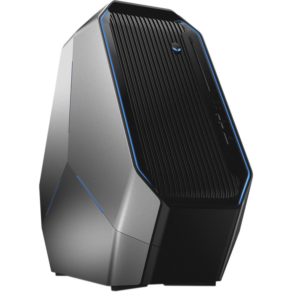 Alienware Area 51 R4 Intel Core I9-7920X 12 Core 2.9GHz - 2TB 7200RPM + 1TB SSD - 32GB DDR4 SDRAM - 2X SLI Nvidia GeForce GTX 1070 TI 8GB GDDR5 - 1000W - Windows 10 Gaming Desktop