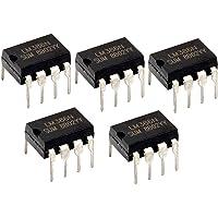 Potencia de Amplificador 5 x LM386N Audio 8