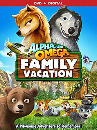 Alpha And Omega: Family Vacation [DVD + Digital] by Ben Diskin