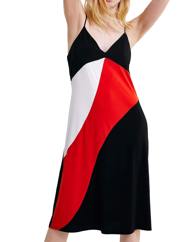 711dfa07 Zara Women Printed Strappy Dress 1165/178 at Amazon Women's Clothing store: