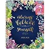 """MEAD Small 2020-2021 MONTHLY Purse POCKET 6X3.75/"""" PLANNER Contacts Notes 2-Year"""
