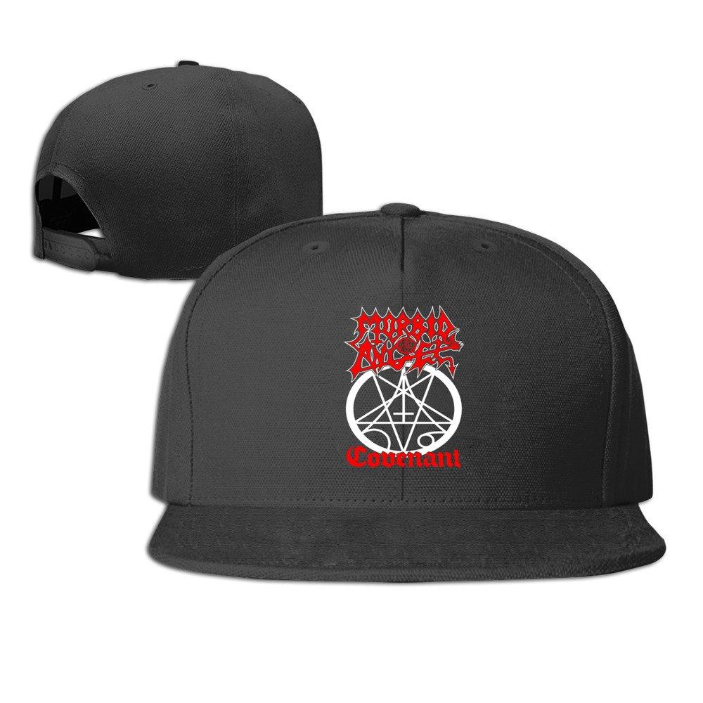 86e14f06a15 Amazon.com  ALLHA MORBID ANGEL Death Heavy Metal Cool Hat Unisex Cap ...