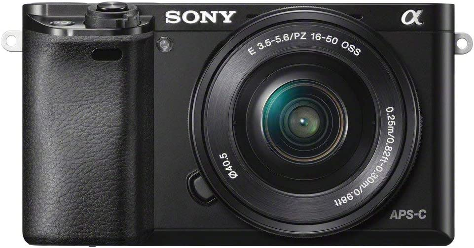 mirrorless digital camera for moms | Sony Alpha a6000