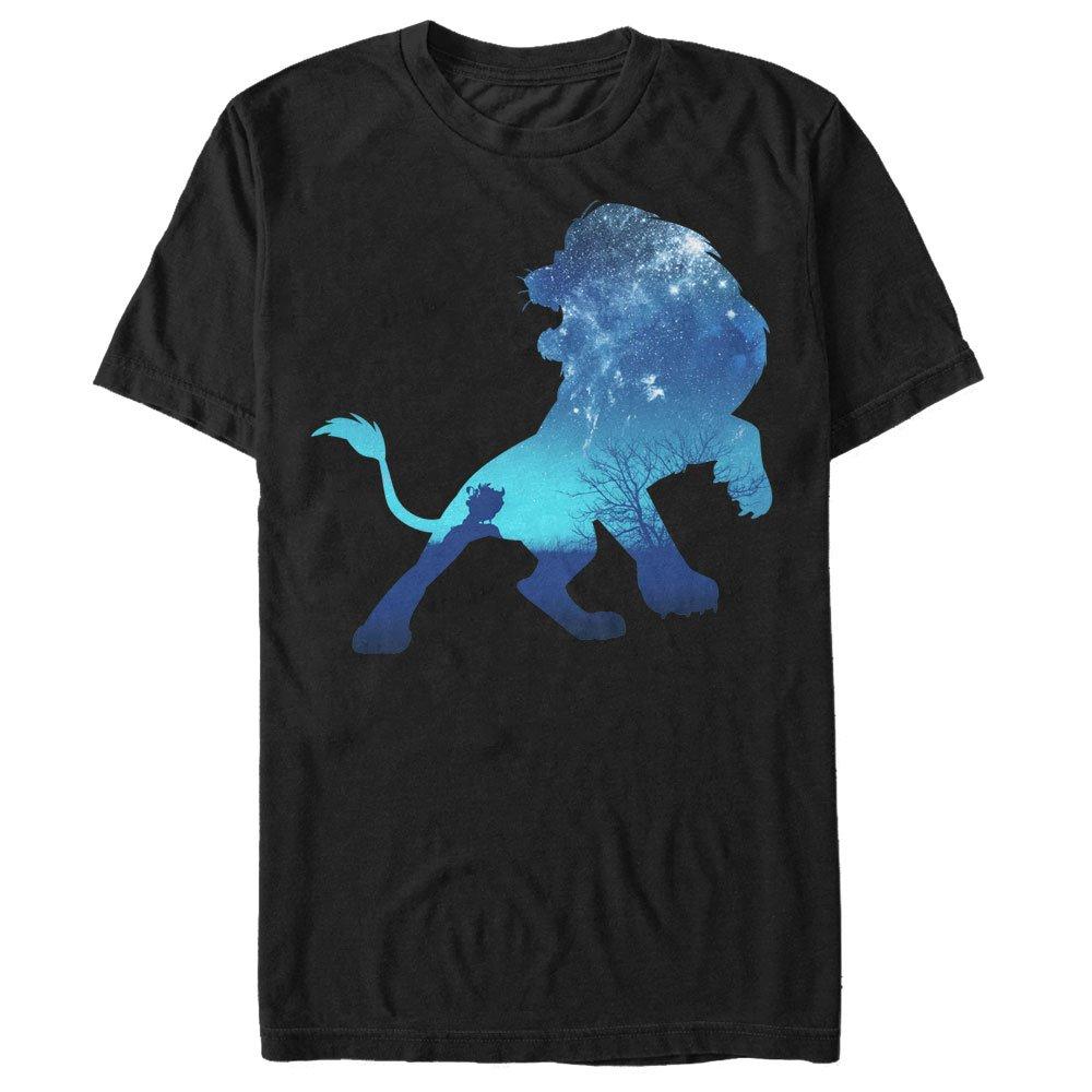 Lion King Simba Sky Silhouette T Shirt 1509