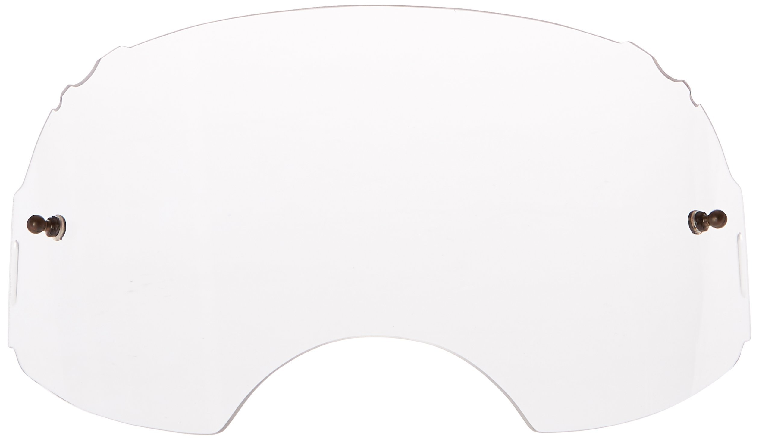 Oakley Airbrake MX Replacement Lens (Clear) by Oakley