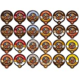 Crazy Cups Chocolate Flavor Sampler Pack - 48 Count