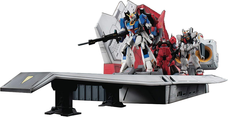 Multiple Colors Megahouse Realistic Model Series Mobile Suit Z Gundam ARGAMA Catapult Deck for 1//144 HGUC