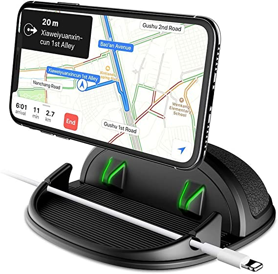 Fashion Smartphone Car Mount Holder with 360 Rotation View Beamigo U store