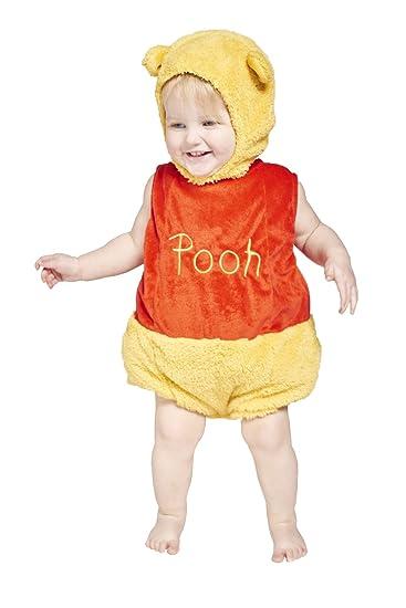Costume Carnevale Neonato Winnie The Pooh Baby