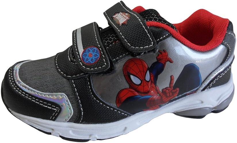 Scarpe Bambino con luci Spiderman Primavera 2021