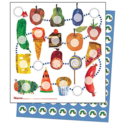 Carson Dellosa The Very Hungry Caterpillar Mini Incentive Charts (148010)
