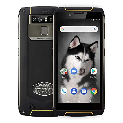 Cubot King Kong 3 Robuste Telefon IP68 Wasserdichte Staubdicht NFC 6000mAh 64GB