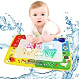 Paymenow Children's Aqua Doodle Drawing Painting Writing Toys Board Mat Magic Pen Educational Toy Gift for kids, Children with 1 X Magic Pen offers