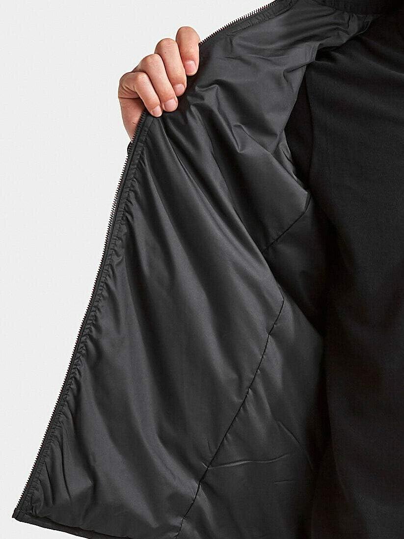 Didriksons herenjack Peder USX JKT 2 warmte-isolerend effen kleuren 060 Black