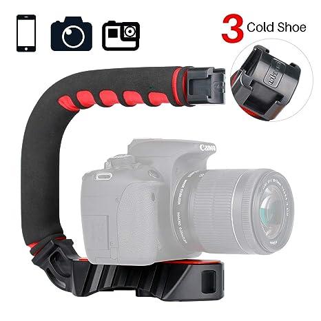 ULANZI U-Grip Pro - Soporte para cámara réflex Digital: Amazon.es ...