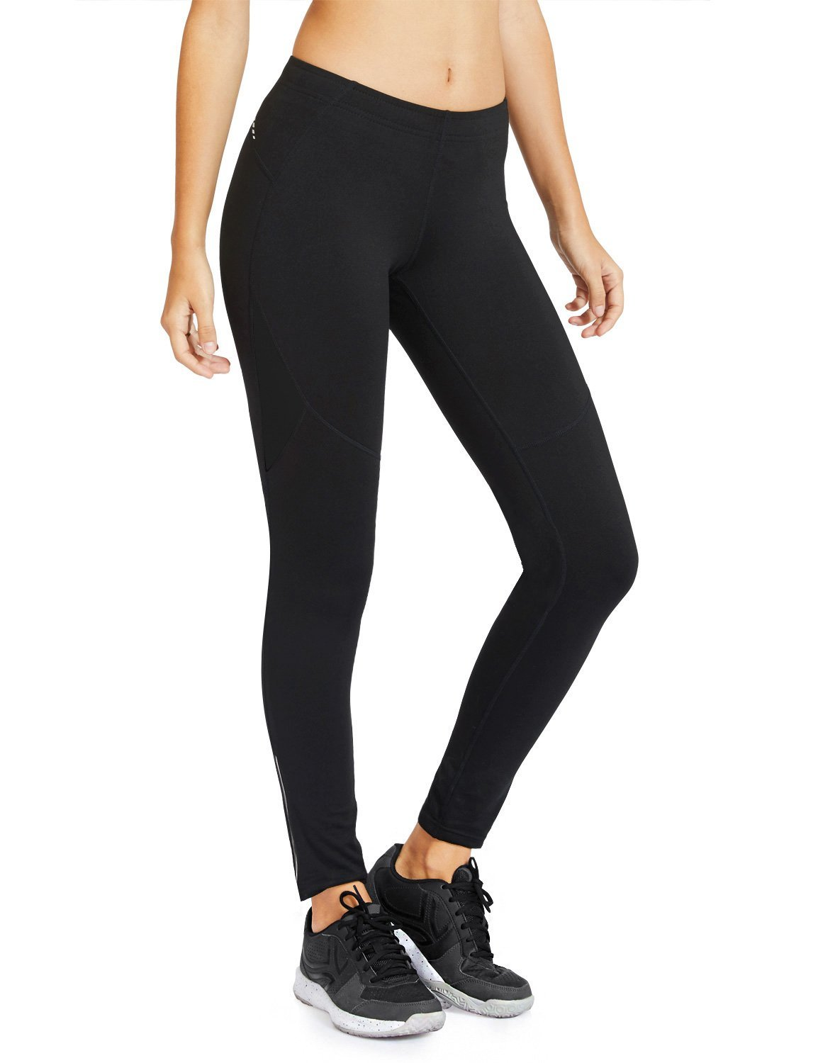 Baleaf Womens Thermal Fleece Athletic Running Cycling Tights