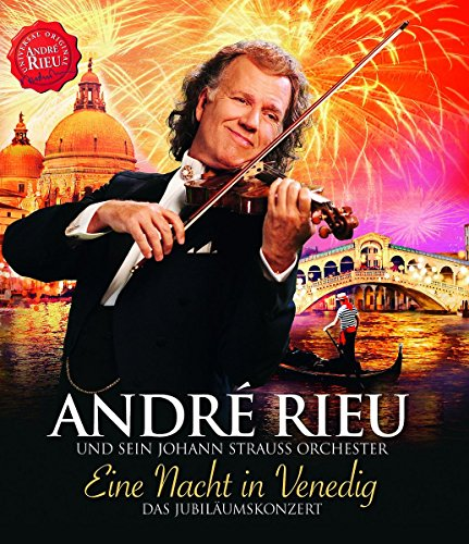 André Rieu - Eine Nacht in Venedig (Germany - Import)