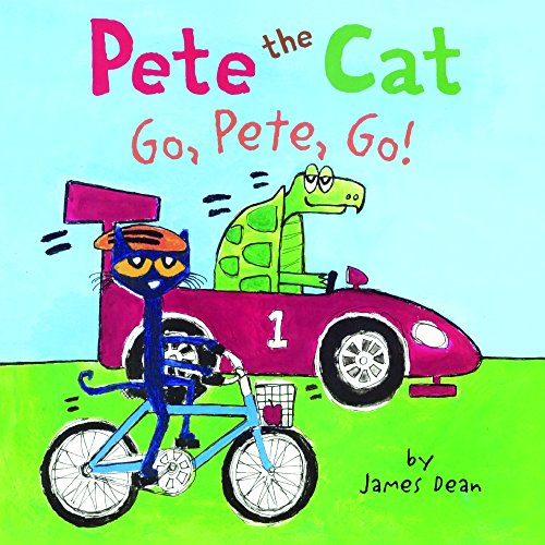 Go, Pete, Go (Turtleback School & Library Binding Edition) (Pete the Cat) by Turtleback Books