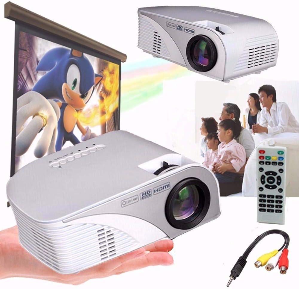 Proyector portatil Unicview SG100, soporta hasta FULLHD, con TV ...