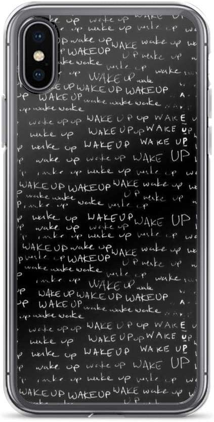 iPhone 7 Plus/iPhone 8 Plus Case Clear Anti-Scratch Teen Wolf - Stiles - Wake up Pattern Cover Phone Cases for iPhone 7 Plus, iPhone 8 Plus