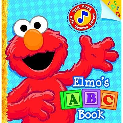 Bendon Publishing Elmo's ABC Book with Sound: Albee, Sarah, Brannon, Tom: Toys & Games