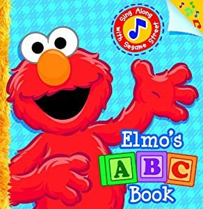 Bendon publishing elmo 39 s abc book with sound for Elmo abc