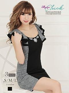 abb45e551cc41 (リューユ)Ryuyu キャバドレス キャバ ドレス キャバクラ ミニドレス パーティードレス RyuyuChick タイト バイ