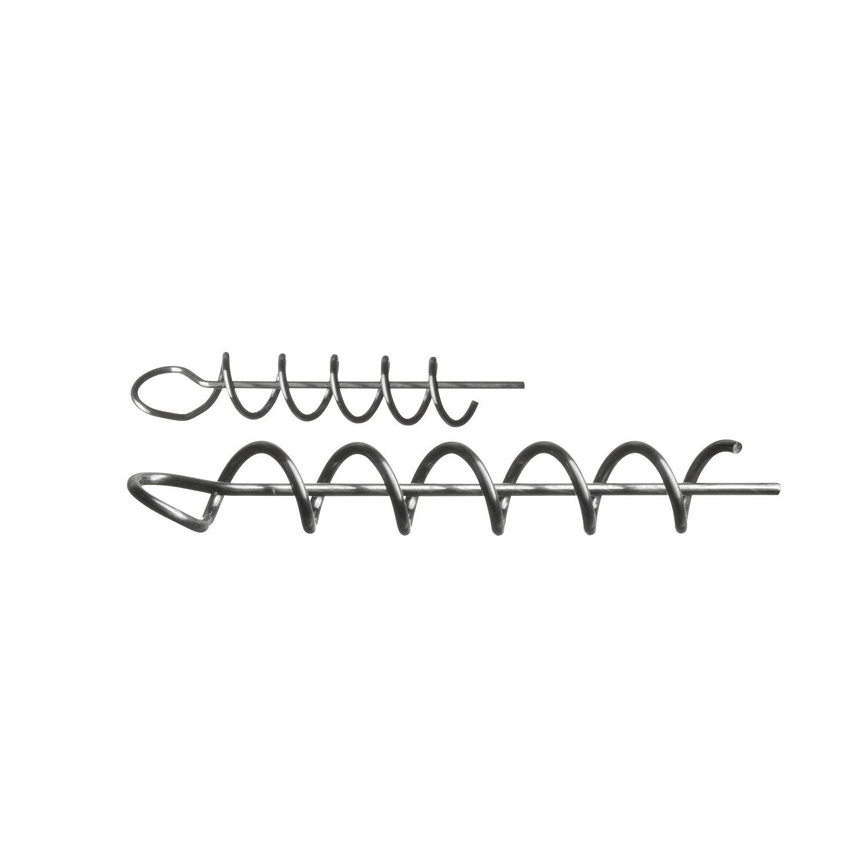 5,5cm Jenzi Angeln Spirale für Gummifische