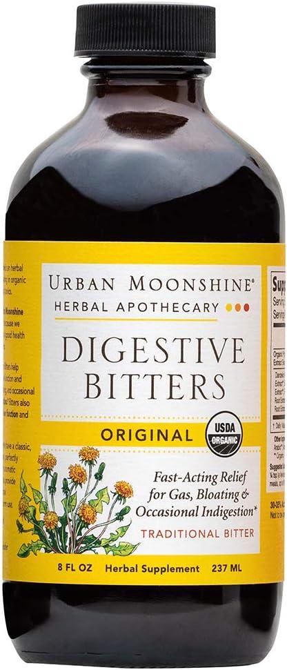 Urban Moonshine Original Bitters, Organic & Gluten Free - 8 fl oz