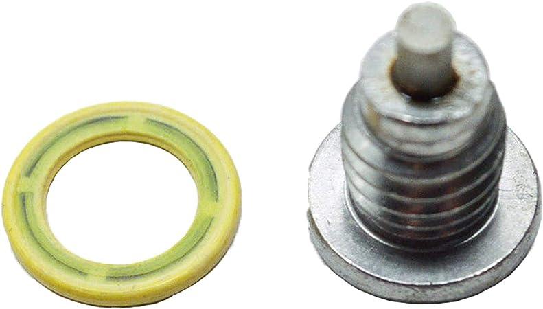 Gearbox Fill//Drain Screw /& Washer Kit Mercury Mariner Outboard 10-79953Q04
