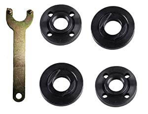 Ketofa Angle Grinder Spanner Wrench for Dewalt Milwaukee with Flange Nut Bosch Black & Decker Ryobi Makita Parts