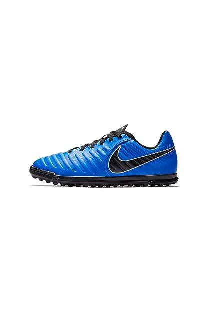 Nike , Jungen Fußballschuhe Blau Marineblau